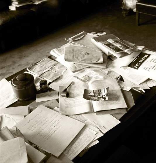 lo studio di Einstein