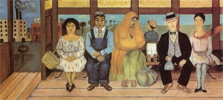L'autobus di Frida Kahlo e l'incidente