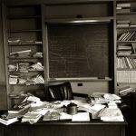 Lo studio di Einstein. Ralph Morse e il reportage sul suo funerale