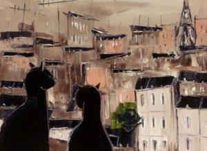 """""""Duetto buffo di due gatti"""" di Rossini. Un'opera di miagolii"""