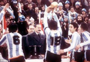 Argentina 1978: il mondiale dei Desaparecidos