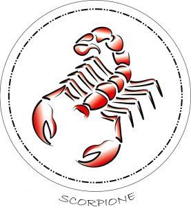 L'oroscopo dello Scorpione – dal 24 al 30 settembre 2018