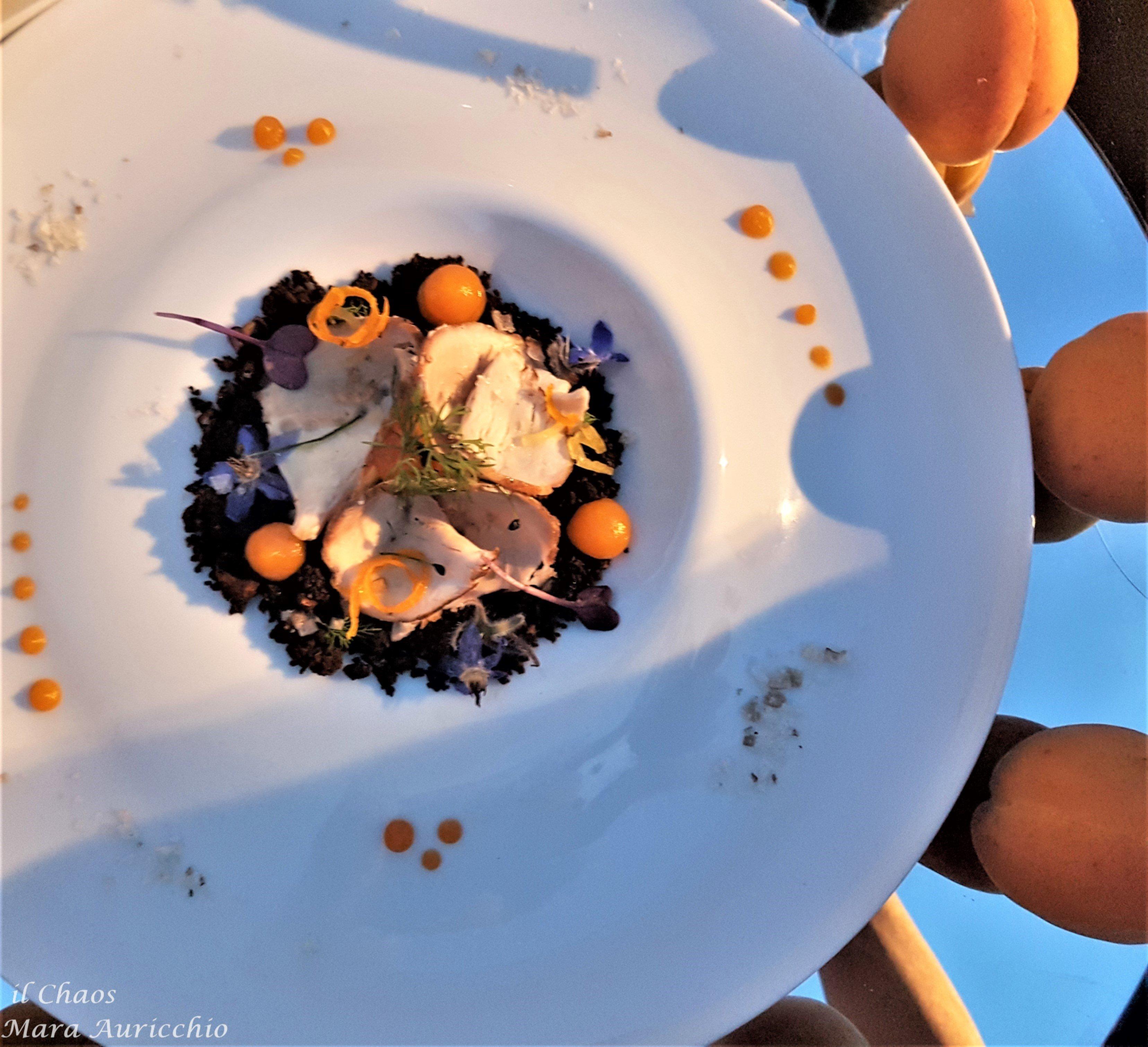Cenando sotto un cielo diverso