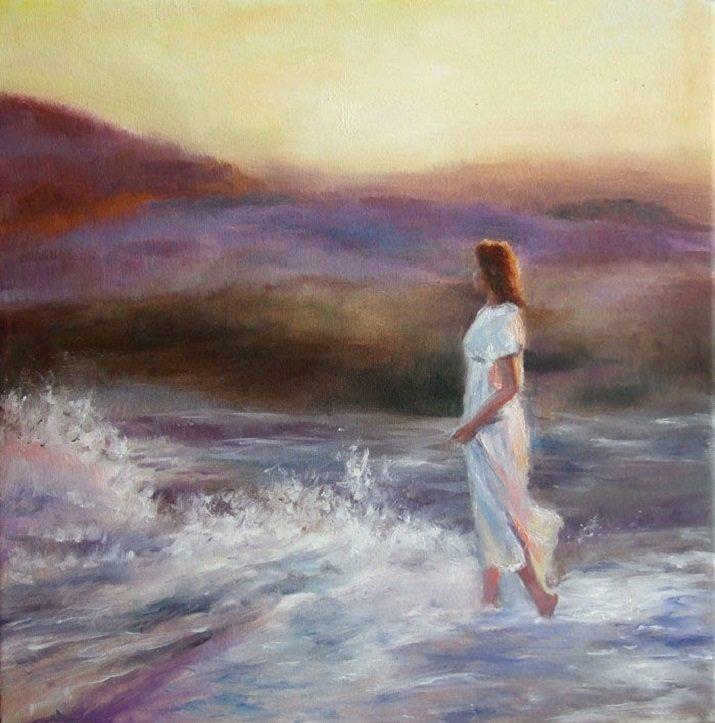 """""""Due parole"""" di Alfonsina Storni. """"Alfonsina y el mar"""""""