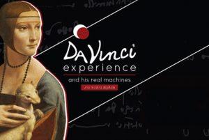 Leonardo 'Da Vinci Experience'. Alle origini del genio