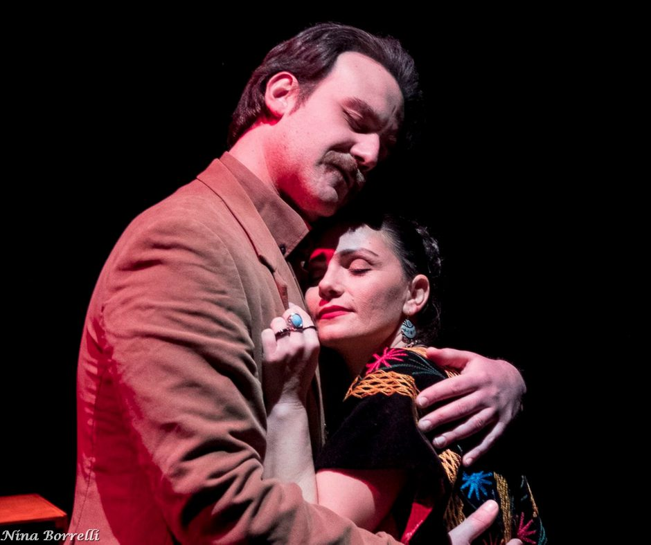 Frida Kahlo a teatro
