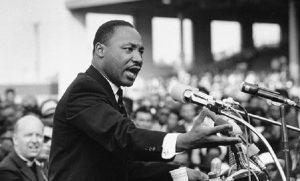 La battaglia di Martin Luther King per l'uguaglianza e i diritti civili