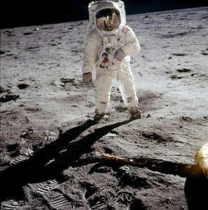 'A man on the moon', Apollo 11 sulla Luna con Neil Armstrong