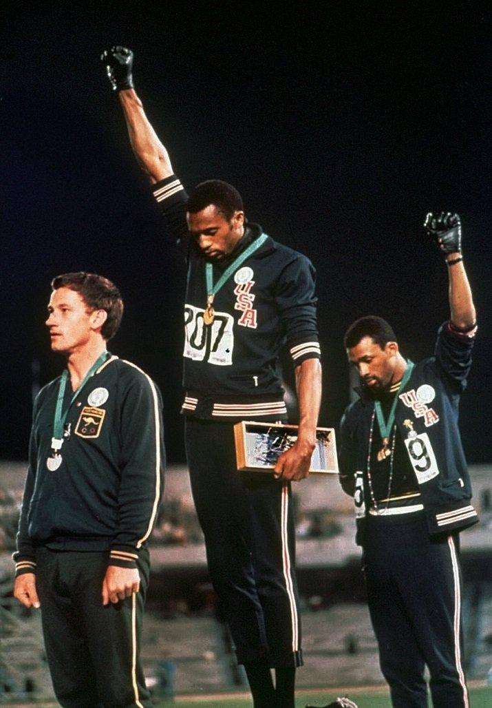 Olimpiadi 1968. L'orgoglio nero