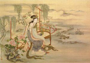 I tanka di Akiko Yosano. La più antica poesia giapponese