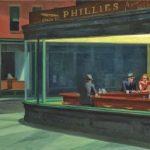 Nighthawks, i Nottambuli di Edward Hopper e la solitudine