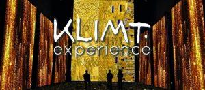 Klimt Experience, una totale immersione nel suo mondo dorato