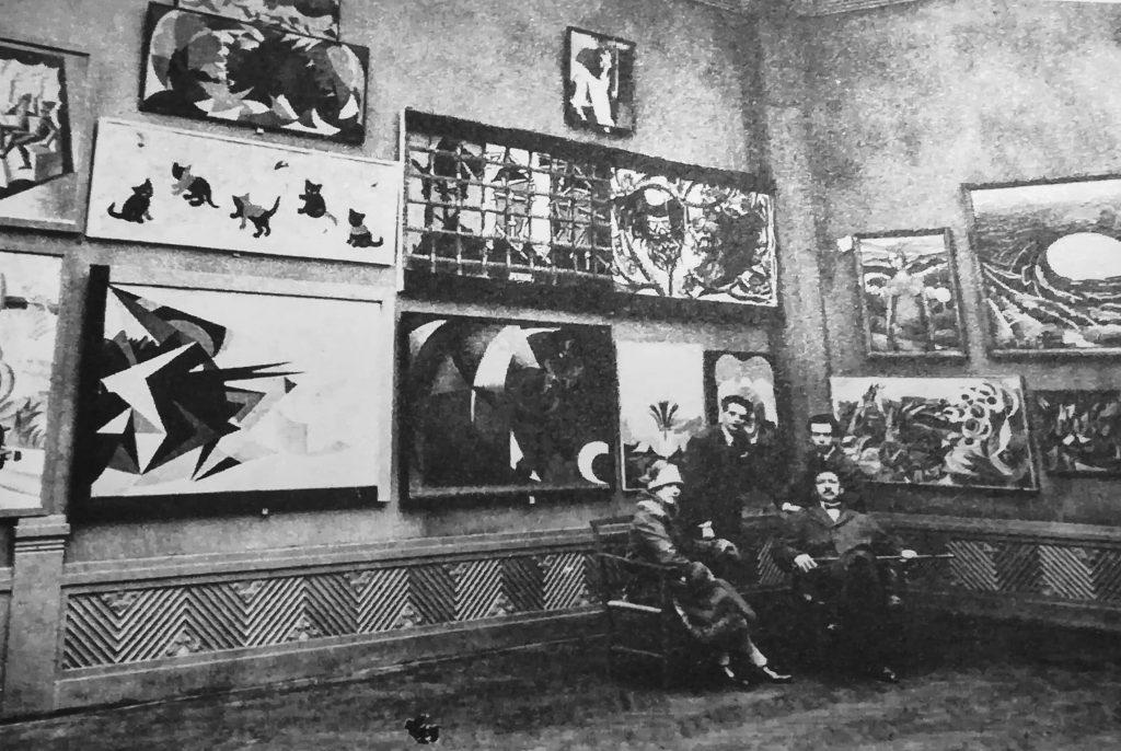 Marinetti & Co alla Triennale Romana - 1925
