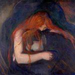 La Donna Vampiro di Munch
