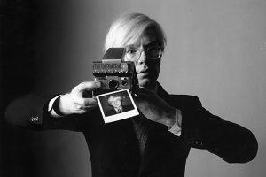 La fotografia di Andy Warhol. Il forte legame con le immagini