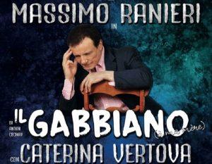 Massimo Ranieri incontra Sepe sulle ali del Gabbiano di Checov