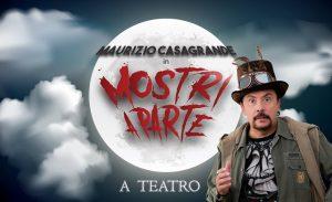 Mostri a parte di Maurizio Casagrande, una comica e lucida follia