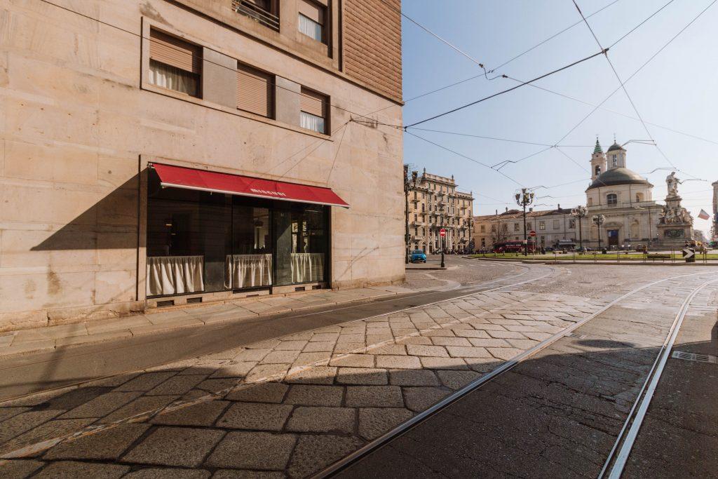 Miscusì apre a Torino