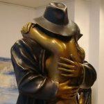 """""""L'abbraccio"""" di Bruno Bruni"""