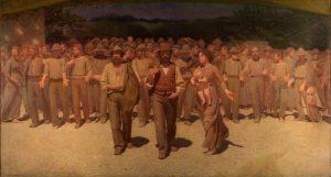 Il Quarto Stato di Giuseppe Pellizza, il manifesto del proletariato