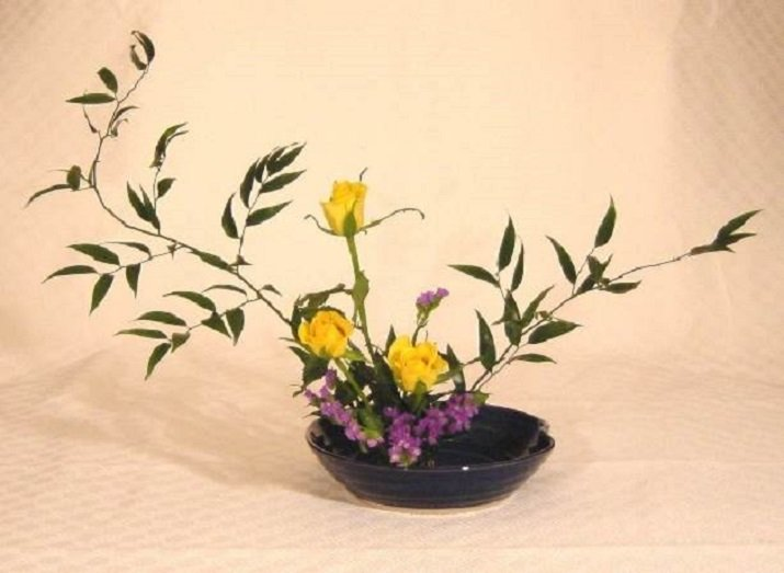 arte giapponese dei fiori