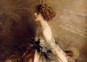 Lusso e grazia nel 'Ritratto di Marthe Bibesco' di Giovanni Boldini