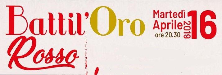 Serata enogastronomica Bettil'Oro Rosso