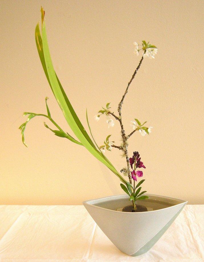 Ikebana, l'arte giapponese dei fiori