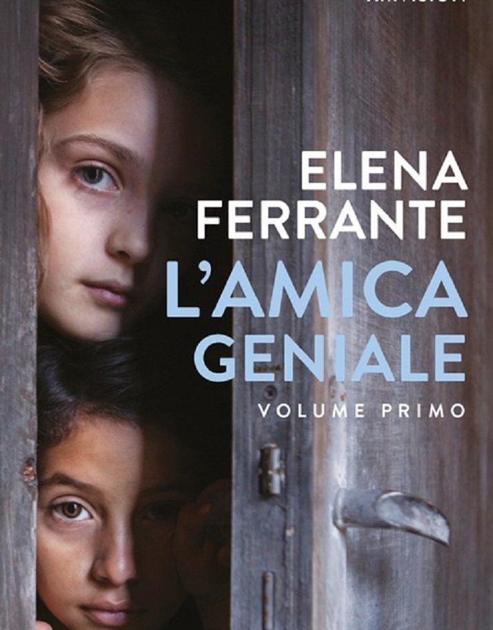 L'amica geniale, libro di Elena Ferrante