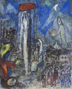 L'amore di Marc Chagall