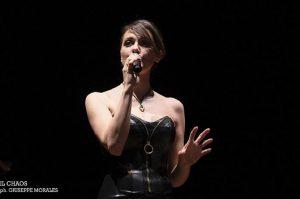 Simona Molinari porta il jazz in tour con 'Sbalzi d'amore'
