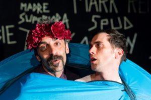 'Trainspotting' a teatro, il nichilismo moderno di Sandro Mabellini