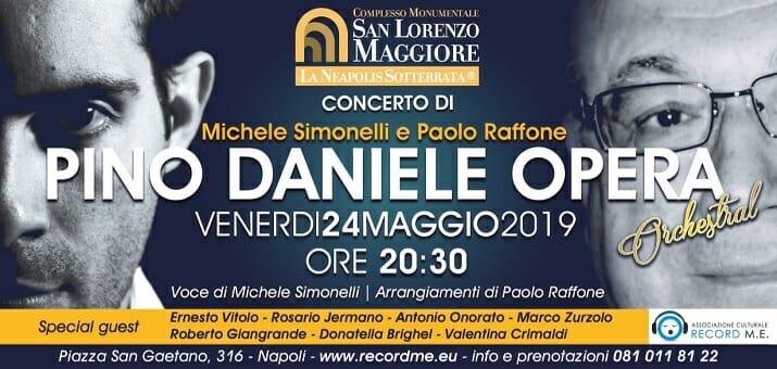 Pino Daniele Opera