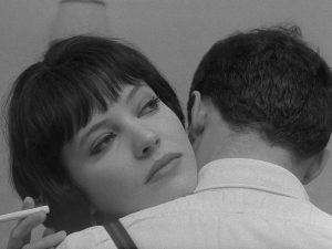 """""""Questa è la mia vita"""" è la sfida di Jean-Luc Godard al cinema"""