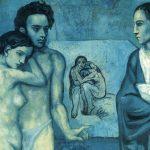Pablo Picasso periodo blu