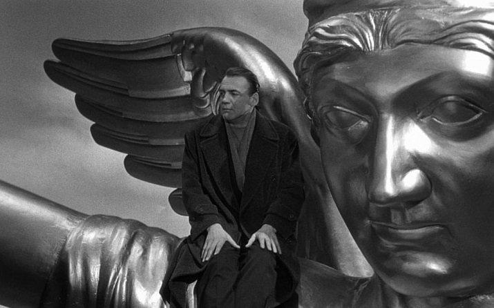 Il cielo sopra Berlino di Wim Wenders