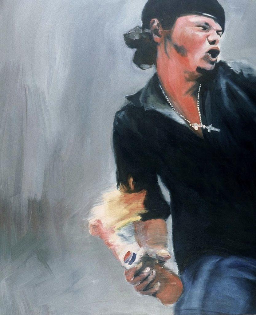 Molotov Man di Joe Garnett