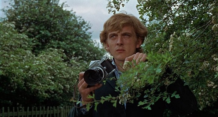 Blow-up di Michelangelo Antonioni