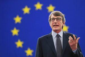 L'italiano David Sassoli Presidente del Parlamento Europeo