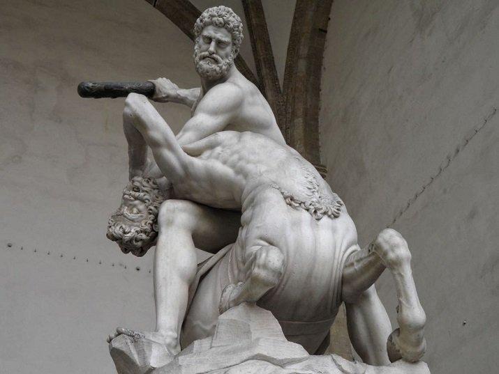 Eracle e il centauro Nesso