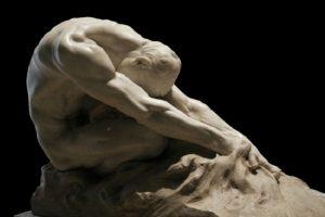 L'umanità contro il male di Gaetano Cellini in lotta per la libertà