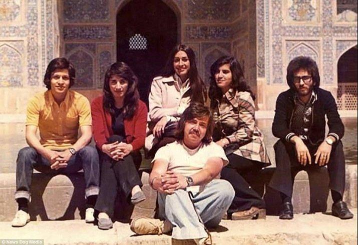 rivoluzione in Iran