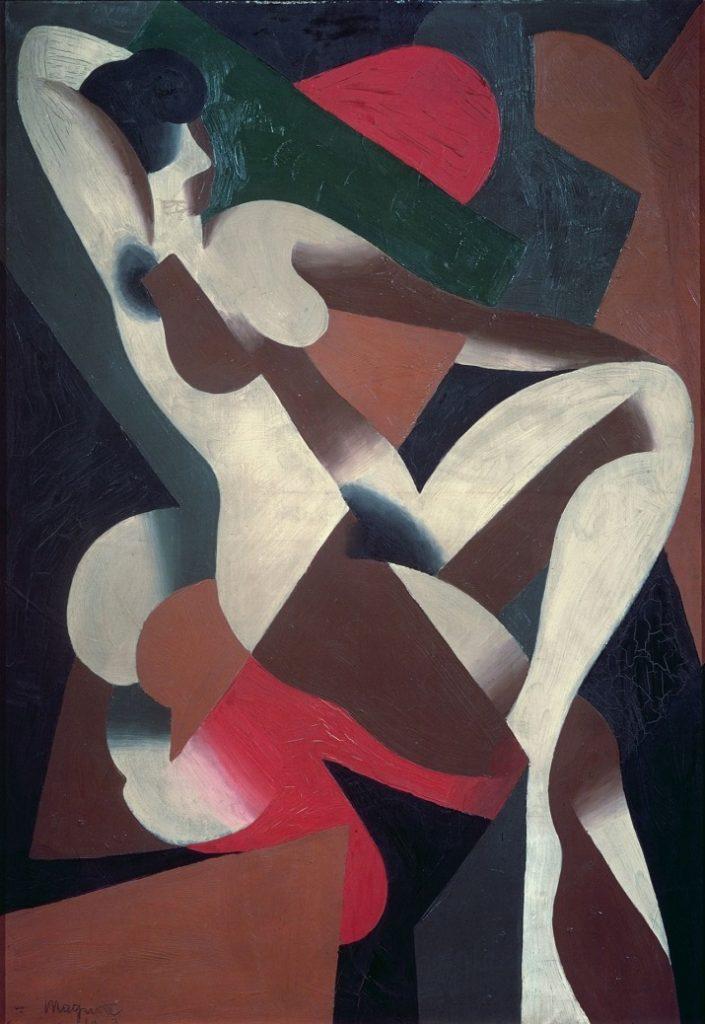 Donna di René Magritte