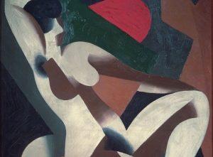 La 'Donna' di René Magritte in un mondo surreale ed enigmatico