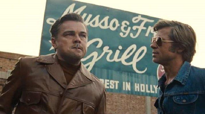 a Hollywood di Quentin Tarantino