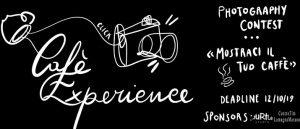 'Cafè Experience' al Riff, la serata evento tra caffè e fotografie
