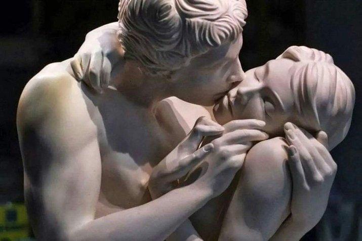 """""""Il bacio"""" di Yves Pires"""