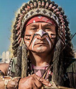 Indios a rischio estinzione con la Foresta Amazzonica in fiamme