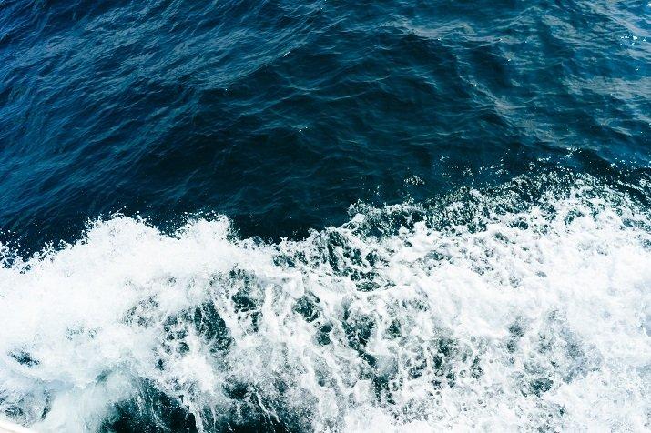 L'uomo e il mare di Charles Baudelaire