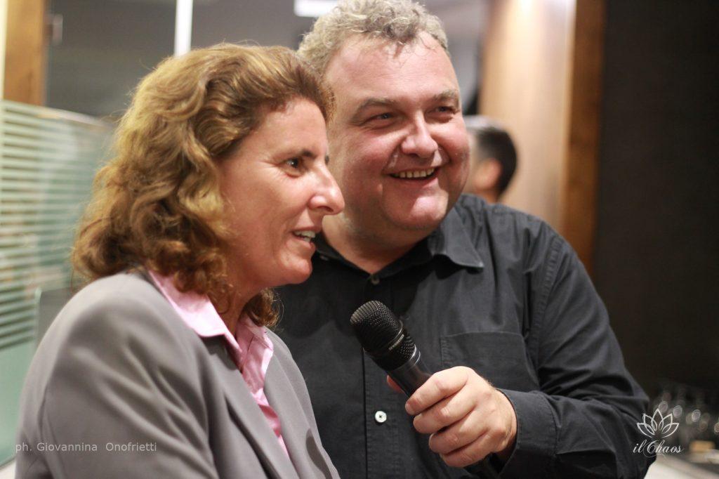 Laura Gambacorta e Roberto Esse